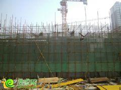 宝利大厦写字楼工地实景(2013.07.03)