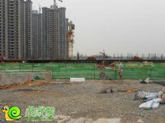 锦绣江南工地实景(2013.07.15)