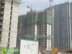 锦绣江南工地实景(2013.07.24)