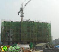 宝盛花语城6#楼出地面6层(2013.08.01)