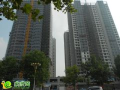 卓昱大厦工程进度(2013.08.02)