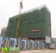 宝利大厦住宅工地实景(2013.08.12)