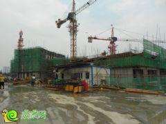 宝盛花语城2#、3#楼工地实景(2013.08.15)