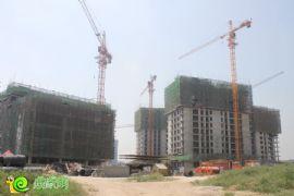 宝盛花语城工地实景(2013.08.26)