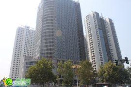 卓昱大厦工程进度(2013.08.26)