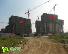 宝盛花语城工地实景(2013.09.06)