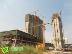 锦绣江南工地实景(2013.09.25)