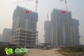 宝盛花语城3#楼出地面15层、4#楼出地面25层