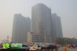 卓昱大厦工程进度(2013.10.07)
