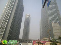 卓昱大厦工程进度(2013.10.10)