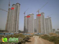 锦绣江南工地实景(2013.10.10)
