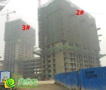 宝盛花语城2#楼出地面16层 3#楼出地面17层