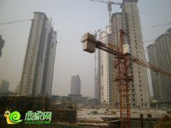 锦绣江南工地实景(2013.10.22)