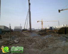 盛瑞华庭工地实景(2013.10.26)
