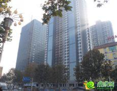 卓昱大厦工程进度(2013.11.20)