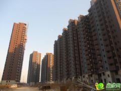 华信山水文苑二期实景(2013.12.12)