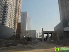 圣水湖畔实景图(2013.12.12)