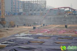 盛瑞华庭工地实景(2013.12.14)