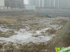 财智天地工地实景(2013.12.18)