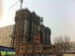 盛锦花园实景图(2014.03.17)