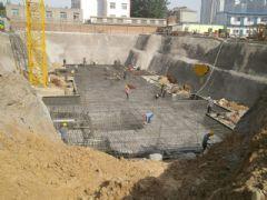 阿尔卡迪亚阳光苑2号楼工程进度(2013.5.17)