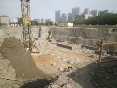 阿尔卡迪亚阳光苑7号楼工程进度(2013.5.17)