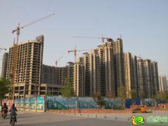 金世纪花园工程进度(2013.05.23)