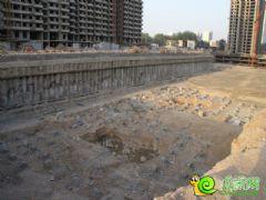 金世纪花园3#工程进度(2013.05.23)