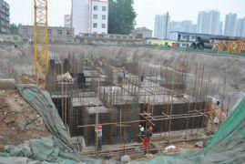 阿尔卡迪亚阳光苑2#工程进度(2013.05.26)