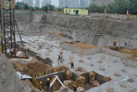 阿尔卡迪亚阳光苑7#工程进度(2013.05.26)