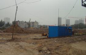 龙仕公园里工程进度(2013.06.12)