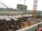 阿尔卡迪亚阳光苑4#工程进度(2013.06.17)