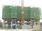 阿尔卡迪亚阳光苑6#工程进度(2013.06.17)