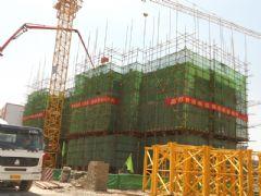 阿尔卡迪亚阳光苑2#工程进度(2013.06.27)