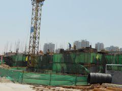 阿尔卡迪亚阳光苑7#工程进度(2013.06.27)