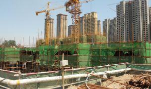 阿尔卡迪亚阳光苑4#工程进度(2013.06.27)