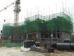 阳光苑7#工程进度图(2013.07.05)