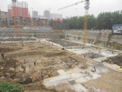 新城国际工程进度(2013.07.30)