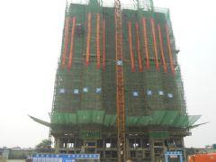 阳光苑6#工程进度图(2013.08.07)