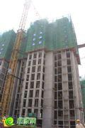 阳光苑2#楼工程进度实景图(2013.08.18)