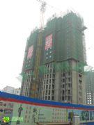 阳光苑2#楼工程进度实景图(2013.09.13)
