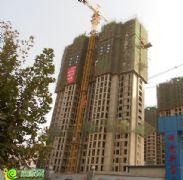 阳光苑2#实景图(2013.10.12)