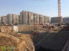 站南旺角工程进度图(2014.03.21)