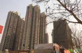 龙湖公馆实景图(2014.03.24)
