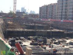 宜家花园工程实景(2014.04.05)