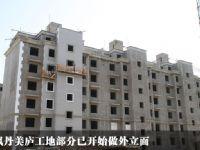 枫丹美庐建筑工地