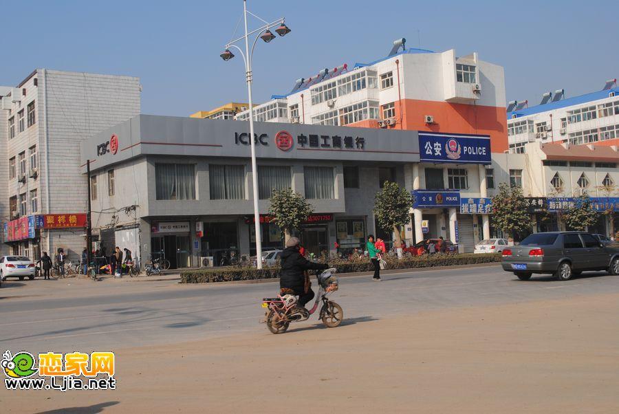 邯郸绿德园小区南边工商银行