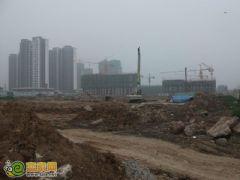 赵都新城10号地实拍(2012.7.7)