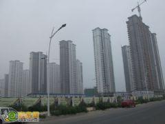 赵都新城1号地实拍(2012.7.7)