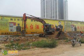 宝利大厦施工进度(2012.07.17)